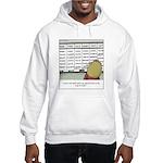 Overscheduled Kids Hooded Sweatshirt