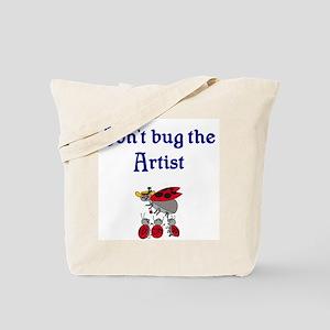 Artist Ladybugs Tote Bag
