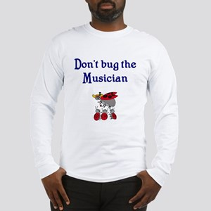 Musican Ladybugs Long Sleeve T-Shirt