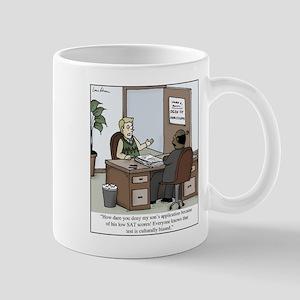 SAT Cultural Bias 11 oz Ceramic Mug