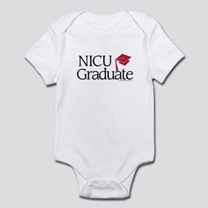 NICU Graduate (Cap) - Infant Bodysuit