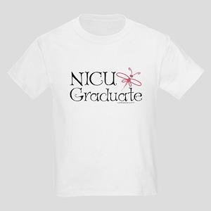 NICU Graduate (DFly) - Kids Light T-Shirt