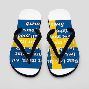 Fear Less, Hope More Flip Flops
