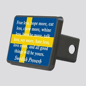 Fear Less, Hope More Hitch Cover