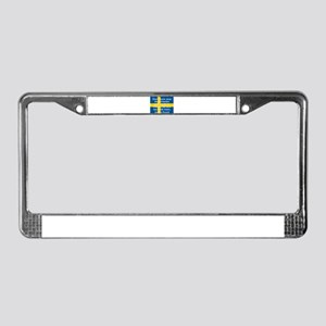 Dont Throw Away The Old Bucket License Plate Frame