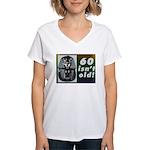 Tutankhamun, 60th Women's V-Neck T-Shirt