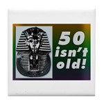 Tutankhamun, 50th Tile Coaster