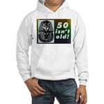 Tutankhamun, 50th Hooded Sweatshirt