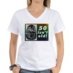 Tutankhamun, 50th Women's V-Neck T-Shirt