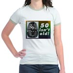 Tutankhamun, 50th Jr. Ringer T-Shirt