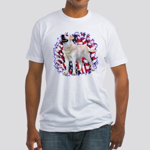 """Lab """"YLW"""" Patriotic Fitted T-Shirt"""