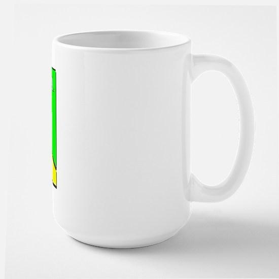 Grim Reaper Tri Mix Large Mug