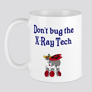X-Ray Tech Ladybugs Mug