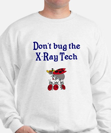 X-Ray Tech Ladybugs Sweatshirt