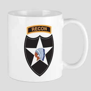 2nd Infantry Div with Recon T Mugs