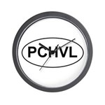 PCHVL Wall Clock
