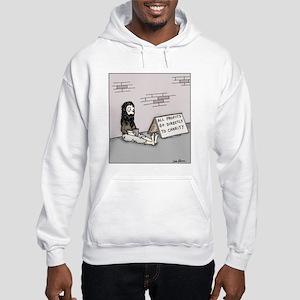 Bum gives profits to charity Hooded Sweatshirt