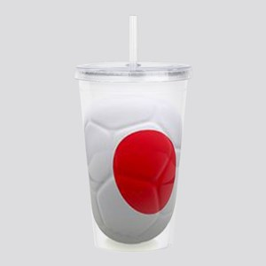 Japan World Cup Ball Acrylic Double-wall Tumbler
