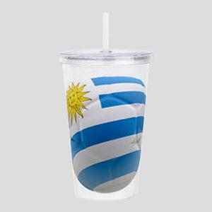 Uruguay World Cup Ball Acrylic Double-wall Tumbler