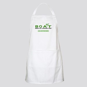 BOAT. Bring Out Another Thousand Light Apron