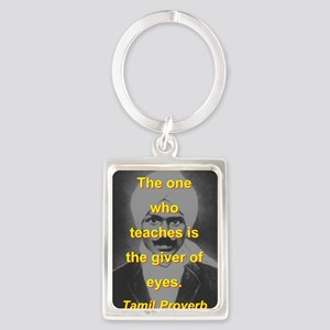 The One Who Teaches Keychains