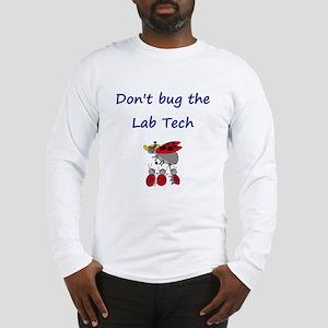 Lab Tech Ladybugs Long Sleeve T-Shirt