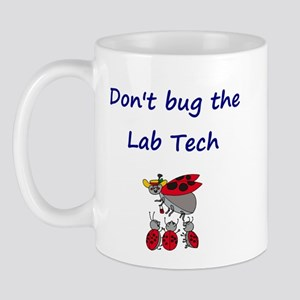 Lab Tech Ladybugs Mug