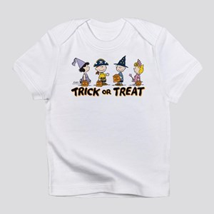 The Peanuts Gang: Trick or Treat Infant T-Shirt