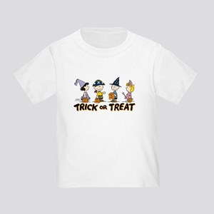 The Peanuts Gang: Trick or Treat Toddler T-Shirt