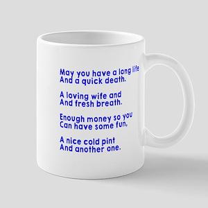 Man Poem Mugs