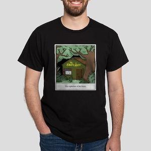 Electric Antler Dark T-Shirt
