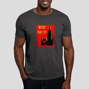 WINE SNOB Dark T-Shirt