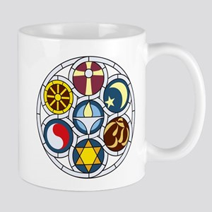 The Unitarian Universal Stainless Steel Travel Mug