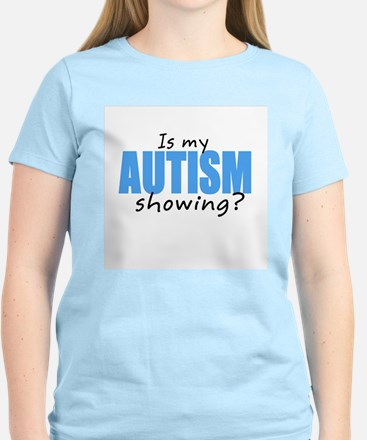 Autism Showing T-Shirt