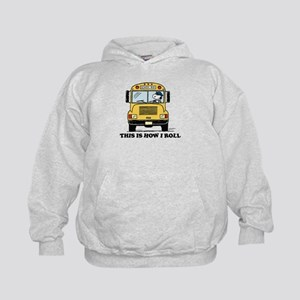 Snoopy: This is How I Roll Kids Hoodie