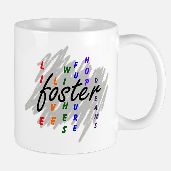 foster... Mugs