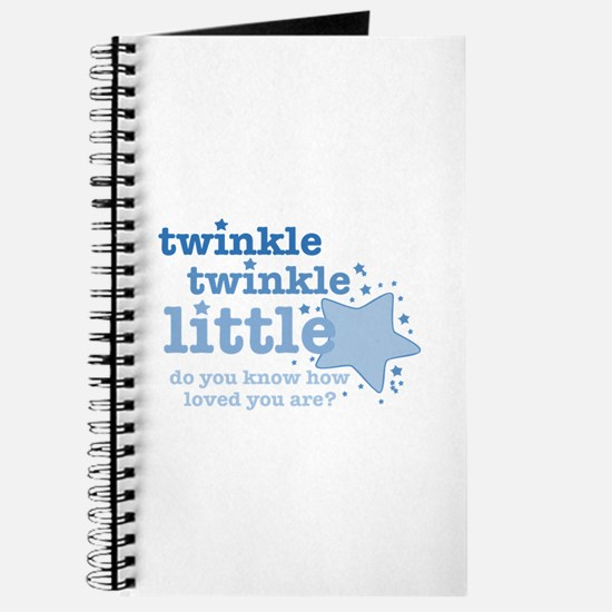 Twinkle Twinkle Blue Journal