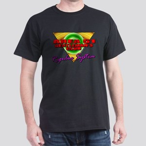 Club Area 51 Regulus System Dark T-Shirt