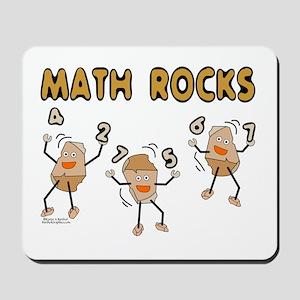 Math Rocks Mousepad