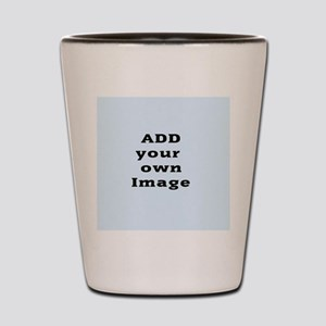 Add Image Shot Glass