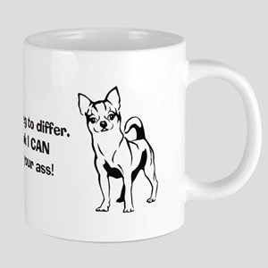Chihuahuas Kick Butt Mugs