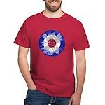 Mod Target Vintage Dragon Dark T-Shirt