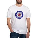 Mod Target Vintage Dragon Fitted T-Shirt