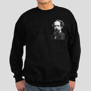 Charles Dickens 11 Sweatshirt
