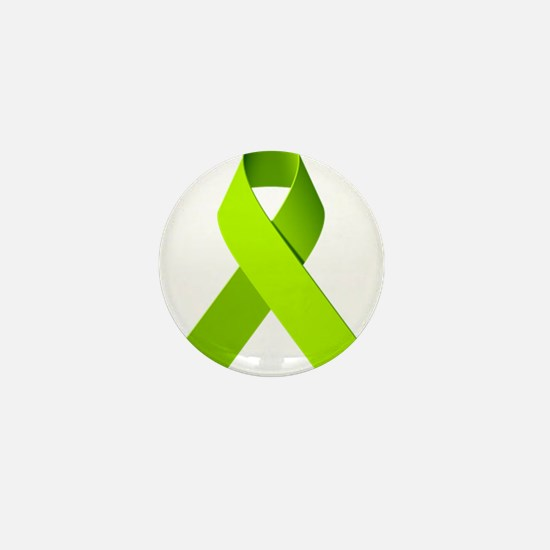 Cute Lyme disease awareness Mini Button