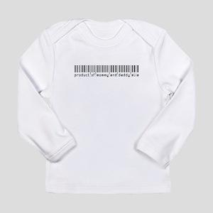 Elia, Baby Barcode, Long Sleeve T-Shirt