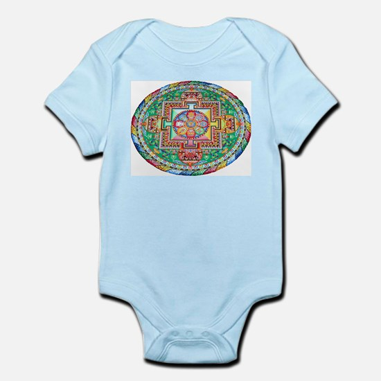 Mandala Infant Bodysuit