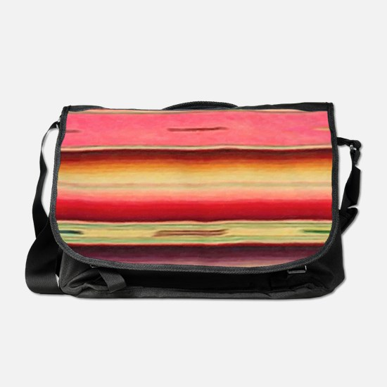 Cute Serape Messenger Bag
