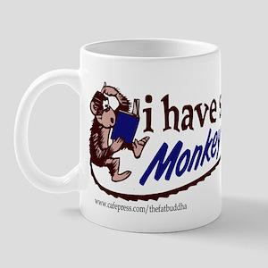 Serious Monkey Mind Mug