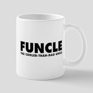 Funcle 11 oz Ceramic Mug